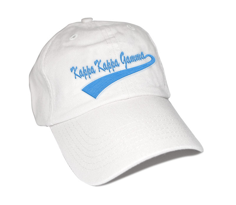 Kappa Kappa Gamma New Tail Baseball Hat