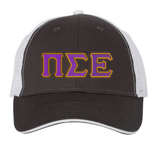 Phi Sigma Epsilon Greek Trucker Cap