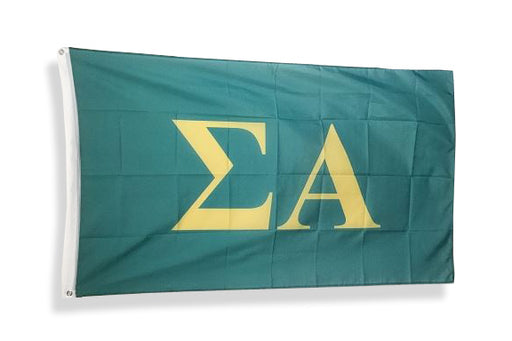 Sigma Alpha Big Flag