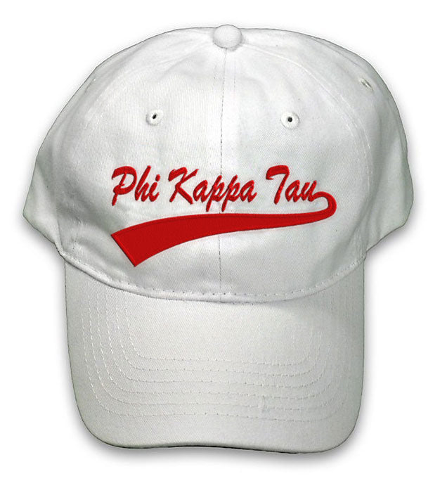 Phi Kappa Tau New Tail Baseball Hat
