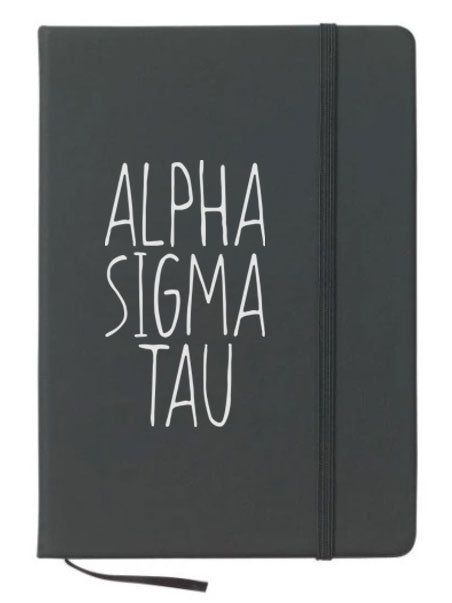 Alpha Sigma Tau Mountain Notebook