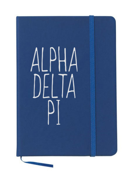 Alpha Delta Pi Mountain Notebook