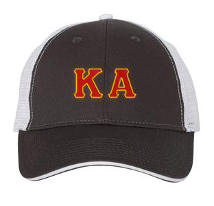 Kappa Alpha Greek Trucker Cap