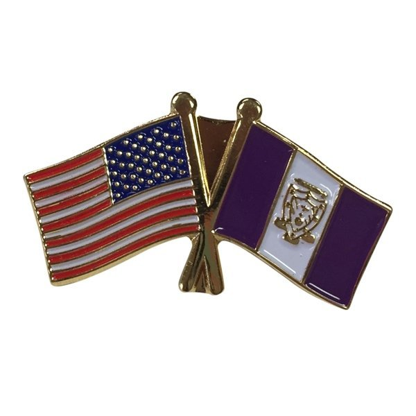 Sigma Alpha Mu USA / Fraternity Flag Pin