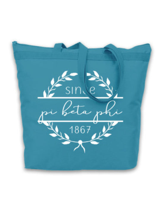 Pi Beta Phi Since Established Tote