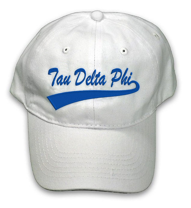Tau Delta Phi New Tail Baseball Hat