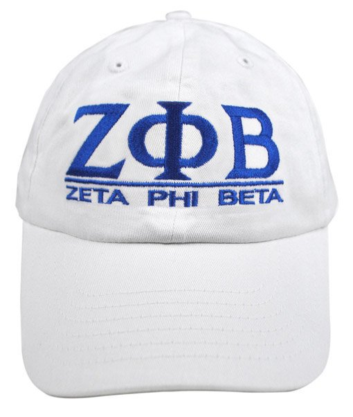 Zeta Phi Beta Best Selling Baseball Hat
