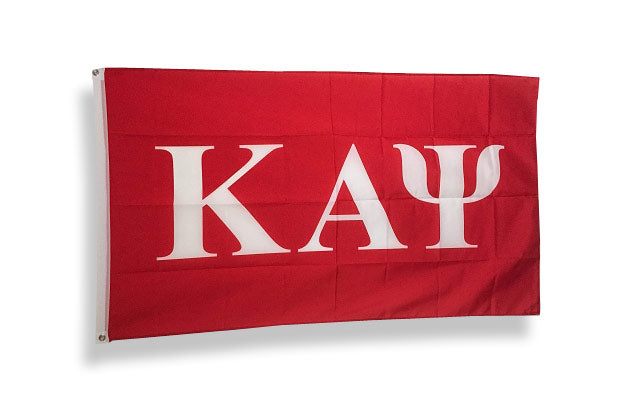 Kappa Alpha Psi Big Flag