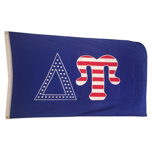 Delta Upsilon Patriotic Flag