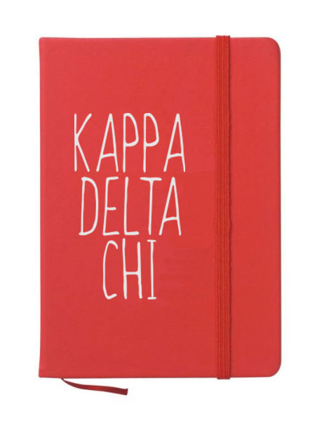 Kappa Delta Chi Mountain Notebook
