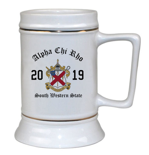 Alpha Chi Rho Collectors Stein