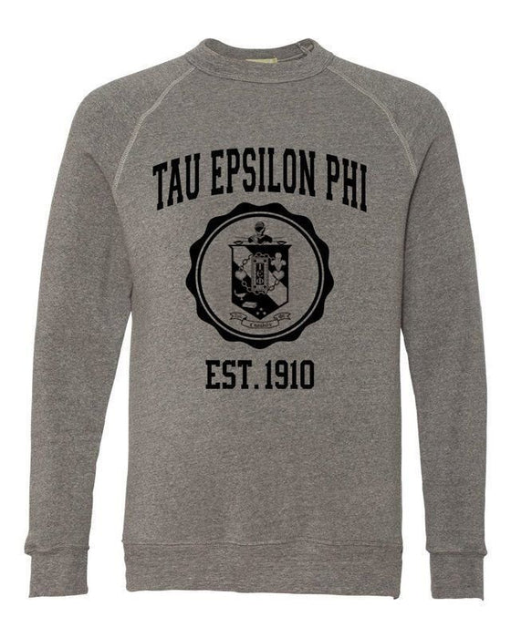 Tau Epsilon Phi Alternative Eco Fleece Champ Crewneck Sweatshirt