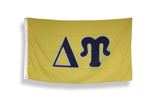 Delta Upsilon Big Flag