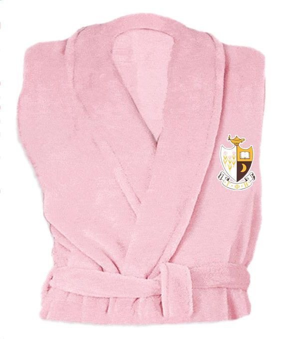Gamma Phi Beta Bathrobe