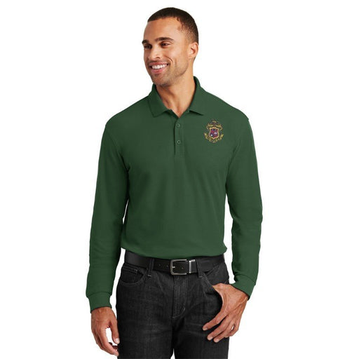 Phi Kappa Psi Long Sleeve Polo