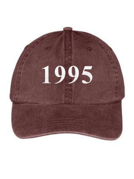 Kappa Phi Lambda Year Established Embroidered Hat