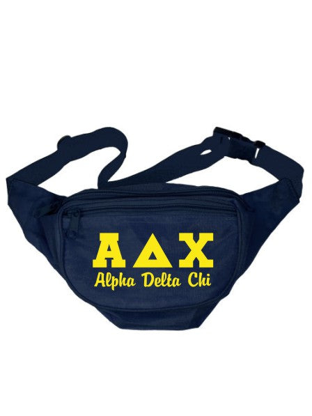Collegiate Letters Fanny Pack
