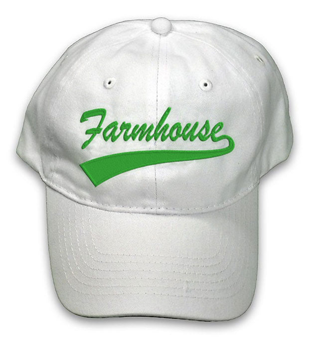 Farmhouse New Tail Baseball Hat