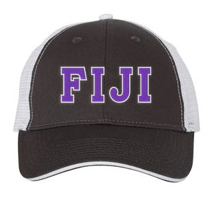 Phi Gamma Delta Greek Trucker Cap