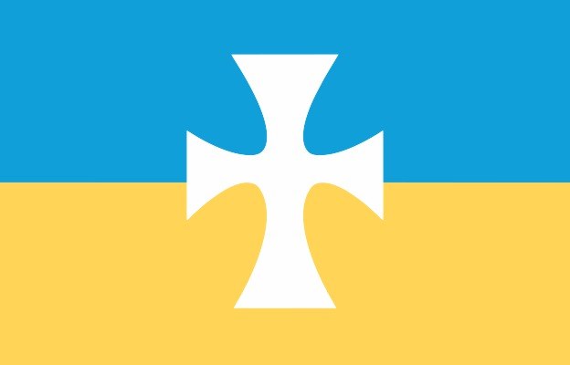 Sigma Chi Fraternity Flag Sticker