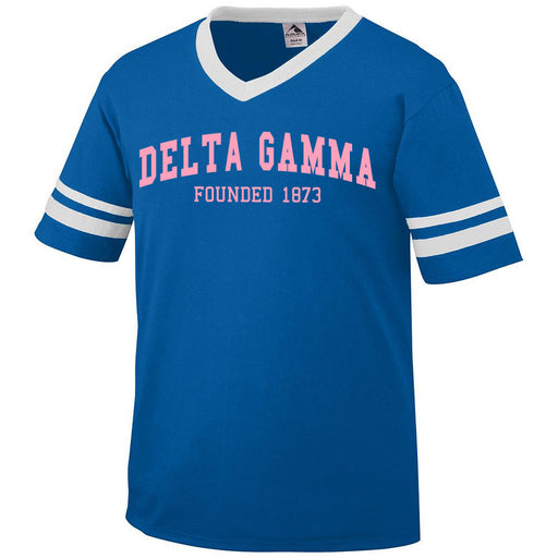 Delta Gamma Founders Jersey