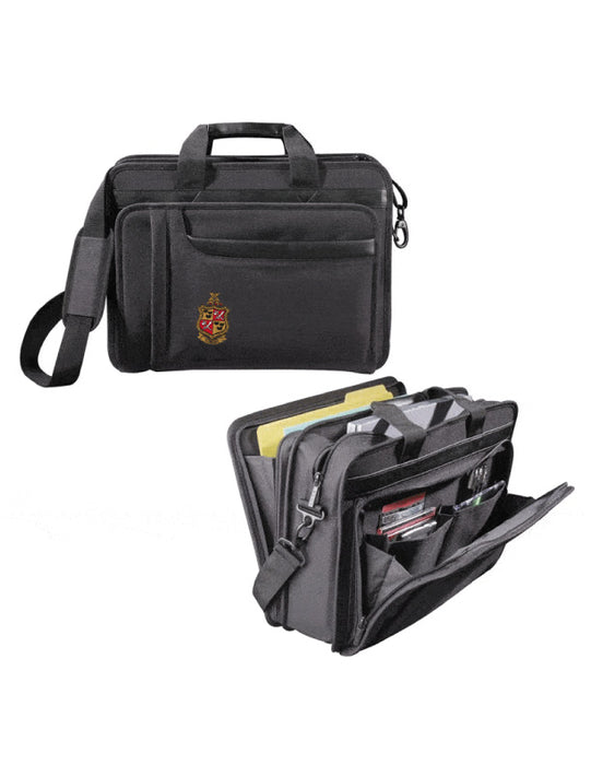 Default Crest Briefcase