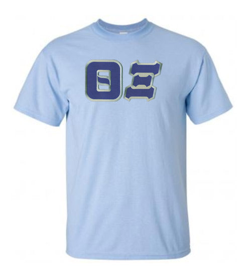 Theta Xi Lettered T Shirt