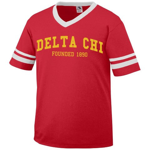 Delta Chi Founders Jersey