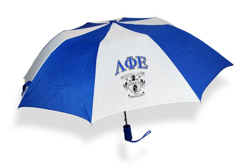 Lambda Phi Epsilon Crest Umbrella