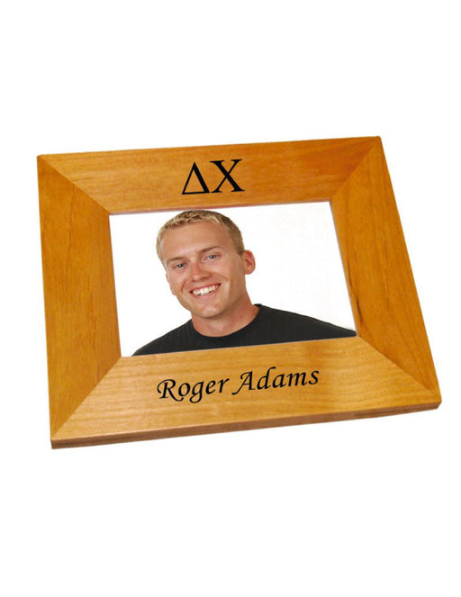 Sorority Wood Picture Frame