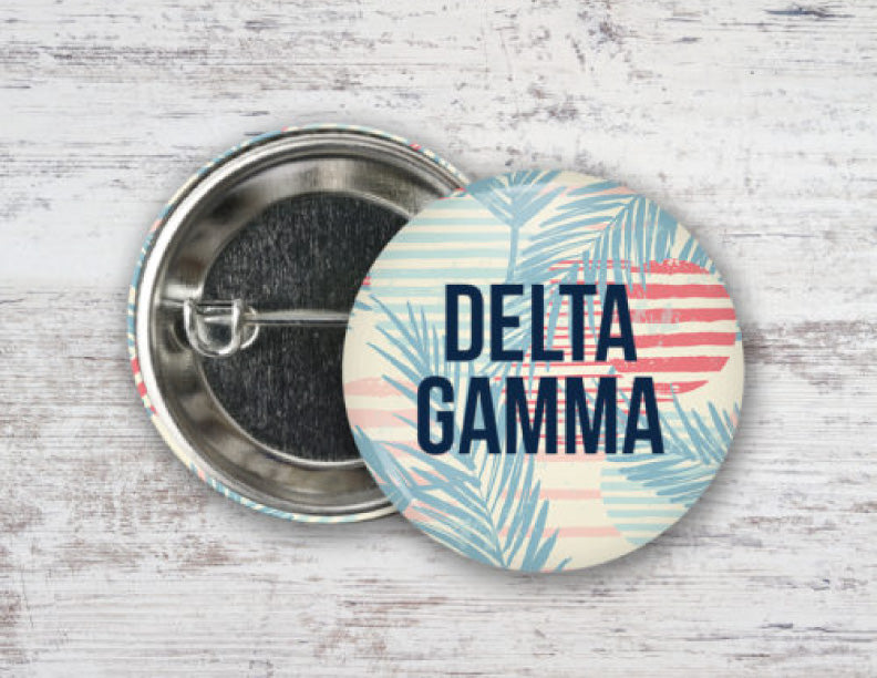 Delta Gamma Paradise Found Button