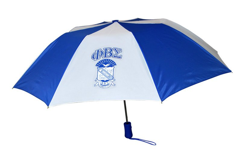 Phi Beta Sigma Crest Umbrella