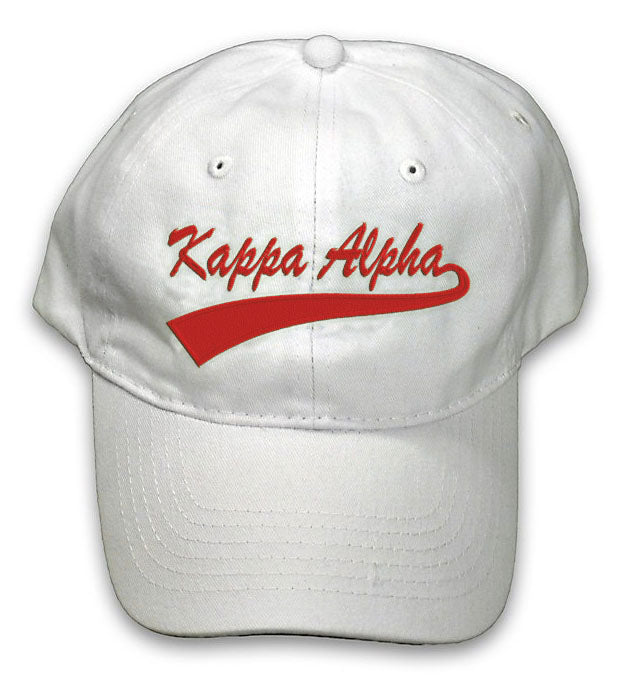 Kappa Alpha New Tail Baseball Hat