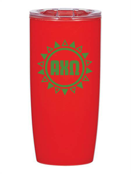 Sun Triangles 19 oz Everest Tumbler