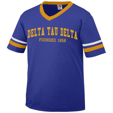Delta Tau Delta Founders Jersey