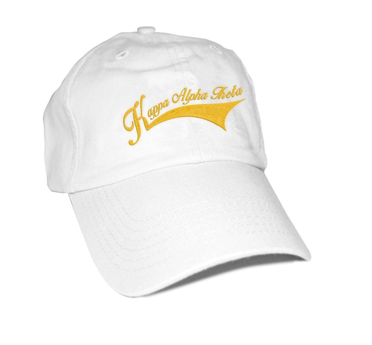 Kappa Alpha Theta New Tail Baseball Hat