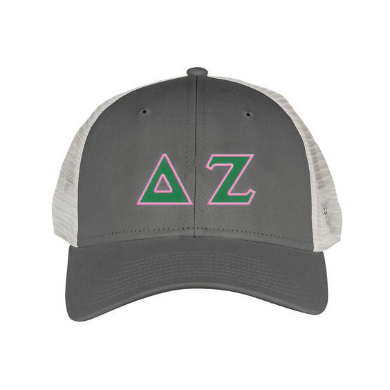 Delta Zeta Greek Trucker Cap