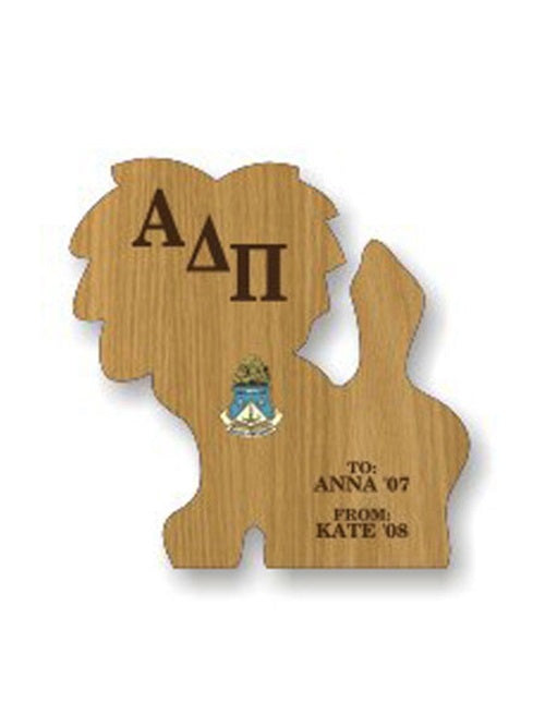 Alpha Delta Pi Sorority Plaque