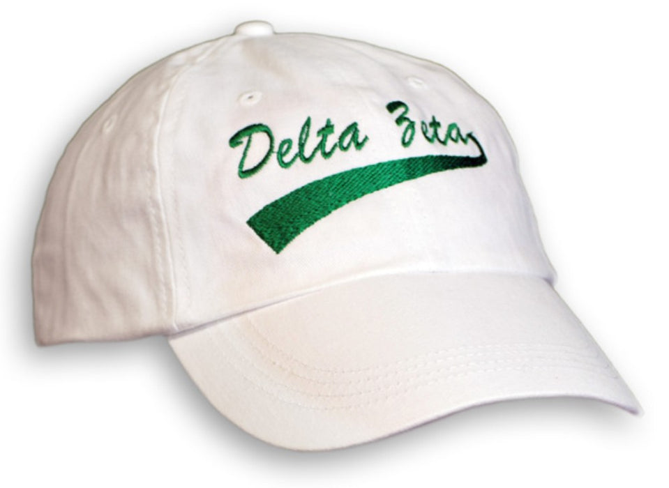 New Delta Zeta 538 New Tail Baseball Hat