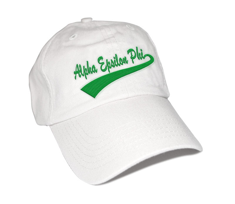 Alpha Epsilon Phi New Tail Baseball Hat