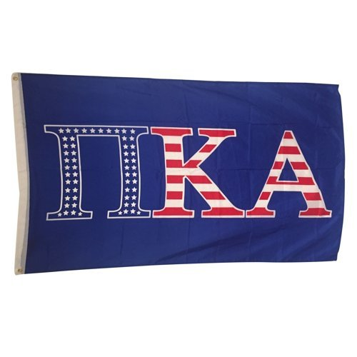Pi Kappa Alpha Patriotic Flag