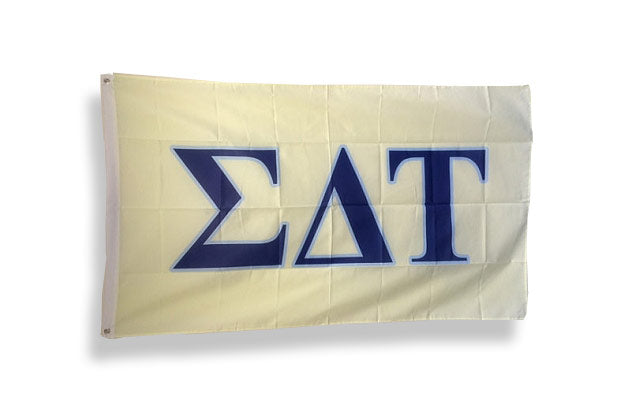 Sigma Delta Tau Big Flag