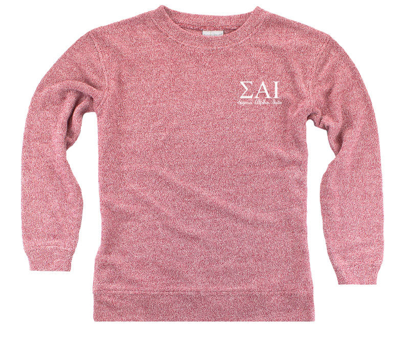 Sigma Alpha Iota Lettered Cozy Sweater