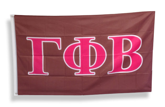 Gamma Phi Beta Big Flag