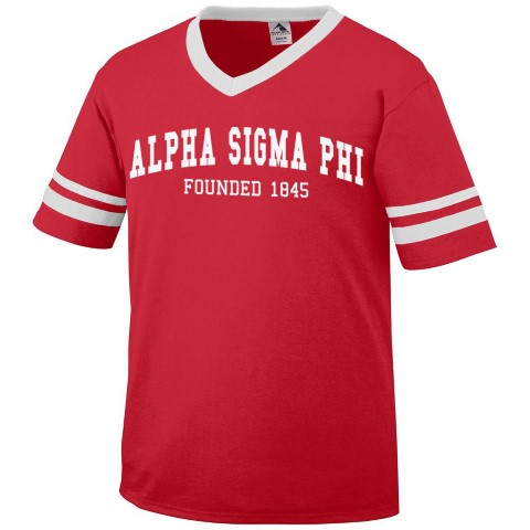 Alpha Sigma Phi Founders Jersey