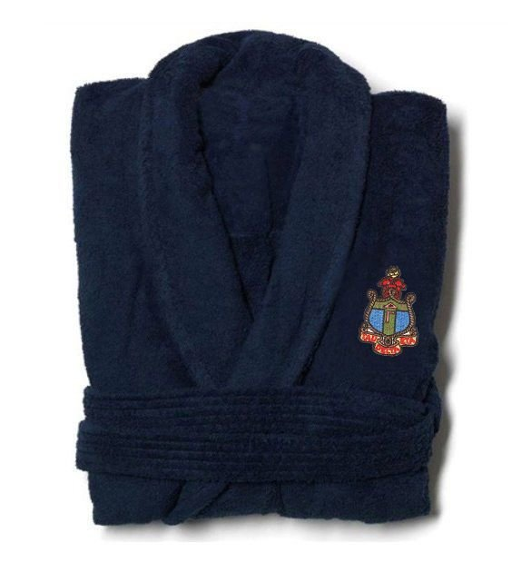 Delta Gamma Bathrobe