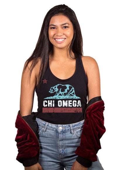 Shirts Cali Bear Tank Top