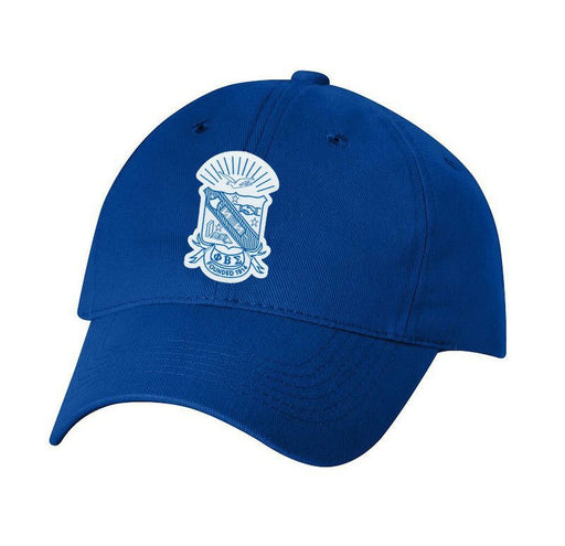 Phi Beta Sigma Crest Baseball Hat