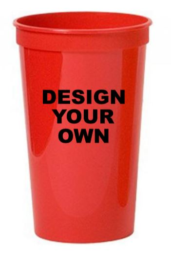 Sorority Custom Plastic Cup
