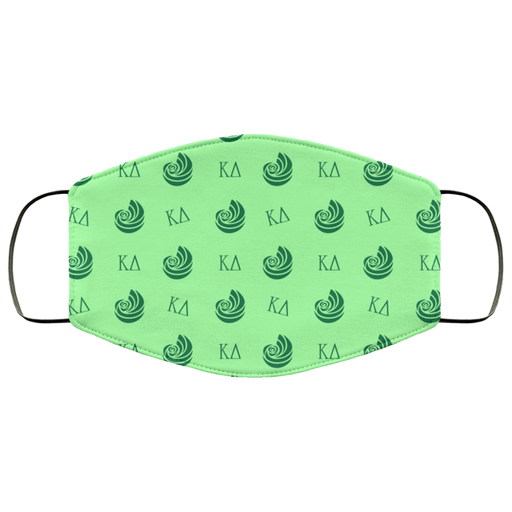 Kappa Delta Face Mask